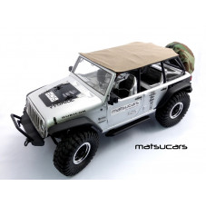 Axial SCX10 Soft canvas roof